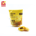 Chilled Food Cheese Verpackungsmaterial Fin Seal Bags