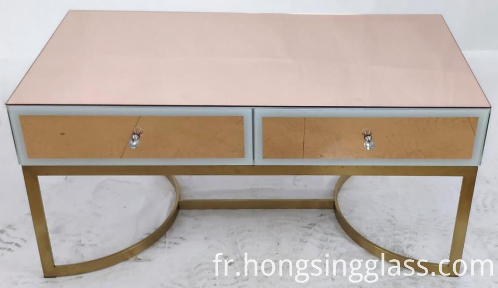 Rose Gold Coffee Table Mfrs 002