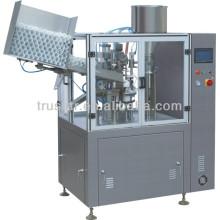 NF-60Z Plastic tube, Alu fube, Metal tube, composite tube filling and sealing machine