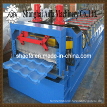 Automatic Glazed Tile Roll Forming Machine (AF-G1000)
