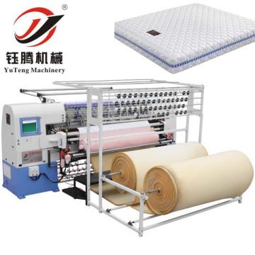 Computergesteuerte Kettenstich Multi-Needle Quilting Maschine YTNC96-3-6