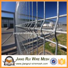 PVC beschichtet 3D Zaun / Zaun Panel / Hot Dip galvanisiert Mesh