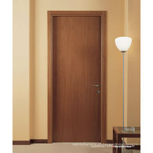 Portas de madeira de madeira de baixo custo