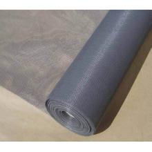 Pantalla de ventana de acero galvanizado / PVC