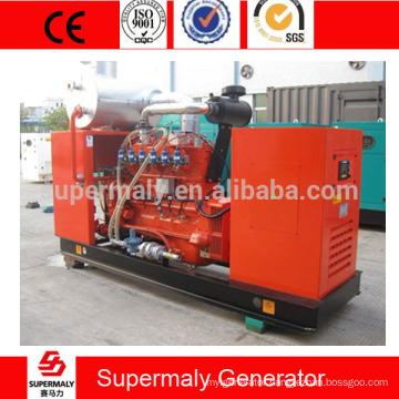 Green power silent Natural gas generator set 25kva