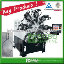 CNC FULL AUTOMATIC GLASS CONISTER JAR BUCKET FORMNG MACHINE