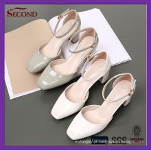 Boutique Mulheres PU Moda Sapatos