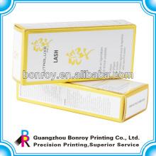Caja de embalaje de perfume de papel impreso de fábrica