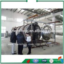 Machine à la congélation à la transpiration de champignons de Chine, Machine à lyophiliser aux légumes à fruits