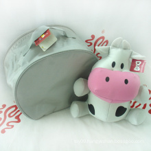 Stuffed Microbeads Toy and Bag