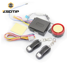 SCL-2012120050 Wasserdichter Audio-MP3-Player-Comp-Motorrad-Alarmsystem
