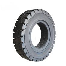 Neumático macizo para carretilla elevadora 7.50-16 y 750x16 y 750-16