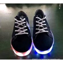 Такая же модель, как СИД обувь Британской сборной в Олимпиаде в Рио светодиодные света обувь (FF829-1)