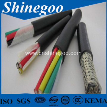 Multicore Control wire cable PVC insulated