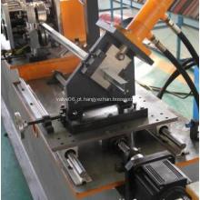 Rolo de aço da barra da grade do T do teto que forma a máquina