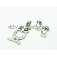 Modeschmuck Sets Halskette Ohrring Set