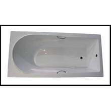 2ème 1690X800cm avec des poignées Acrylique CE Drop dans Bath