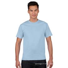 2017 dernière haute qualité en gros t-shirt pour hommes drifit blank