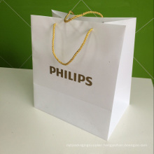 PP polypropylene Plastic bag with printing logo (Branding clear bag)