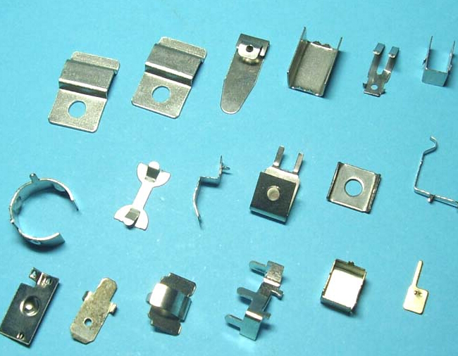 Hardware stamping product