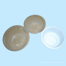 Einweg-Plastikschale für Lebensmittel (HL-024)