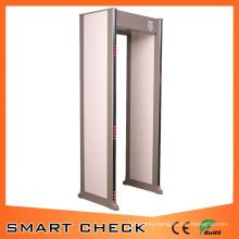 33 Zones Door Frame Metal Detector Security Walk Through Metal Detector