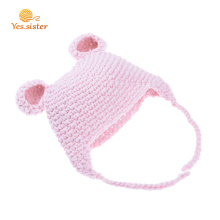 100% Acryl Baby Crochet Super Soft Beanie Hut