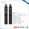 Двойной катушки открыть cigarro electronico большой пар воздушный поток Регулируемая ручка пара комплект