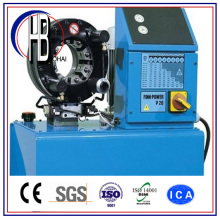 Finn Power P20 Hose Crimping Machine with Quick Change Tool