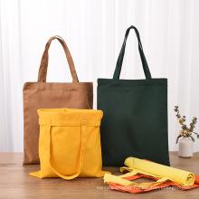 Wholesale Low Price Best Sale Custom Printed Logo Large Cotton Shop Bag