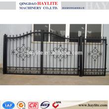 puerta de hierro forjado moderna puerta de hierro forjado ornamentos de la puerta de hierro forjado