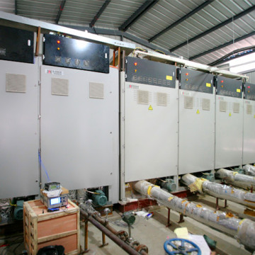 Central Heating Electric Boiler for Residence Buildings
