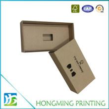 Custom Kraft Cardboard Bow Tie Packaging Box