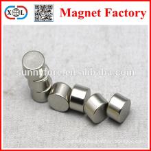 powerful round magnet grade n48