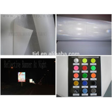 Reflective material PVC Banner