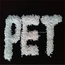 Grado de botella de resina PET virgen