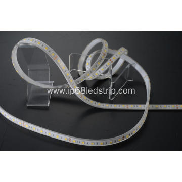 All In One SMD5050 60leds 4000K Transparent led strip light