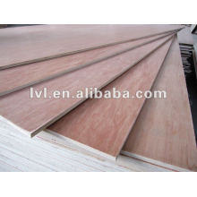 Hoja de contrachapado de piel de puerta fabricada en China