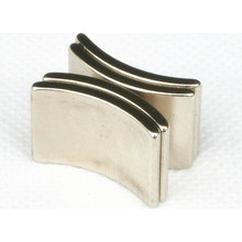 Permanent C-Type Segment Motor NdFeB Magnets