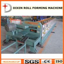 Máquina de moldeo de rollo de acero en canal C / Equipo de purina de acero
