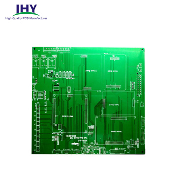Quick Turn Customized Double Sided FR4 PCB Manufacturing