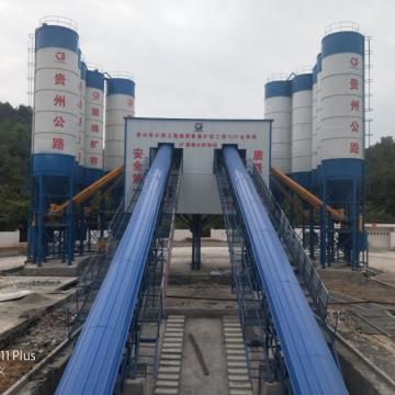 Mini planta mezcladora de hormigón prefabricado prefabricado de alta calidad