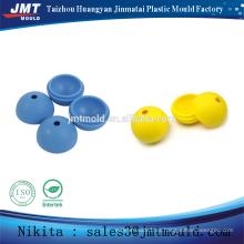 molde plástico de la bola de hielo de la inyección