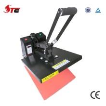 Homologués CE prix bas chaleur manuel presse Machine (STC-SD05)