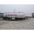 35000 Liters Oil Fuel Tanker Semi Trailer