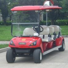 Маршелл 6 мест электрические гольф-кары, электрические гольф багги (DG-C6)