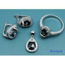 Hot Sale Jewellery Set with Mystic Cubic Zirconia