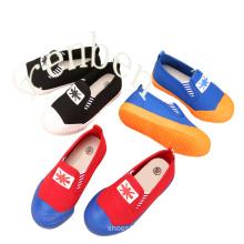 New Sale Popular Children′s Canvas Shoes