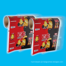 Lifestyle Food Packaging Film para Alimentos