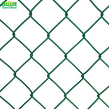 Galvaniserad Farm Steel Wire Products Chain Link Fence